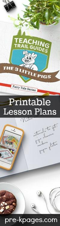 three little pigs bundle preschool fairy tale theme preschool lessons preschool lesson. Black Bedroom Furniture Sets. Home Design Ideas