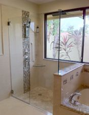 The Original Frameless Shower Doors Floor Decor With Images