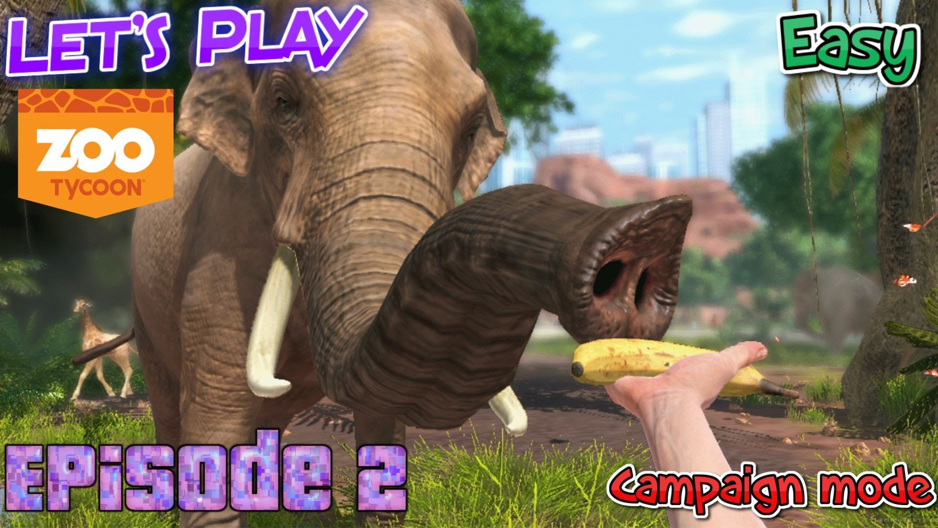 Zoo tycoon xbox one Campaign - Prevent animal abuse Episode 2