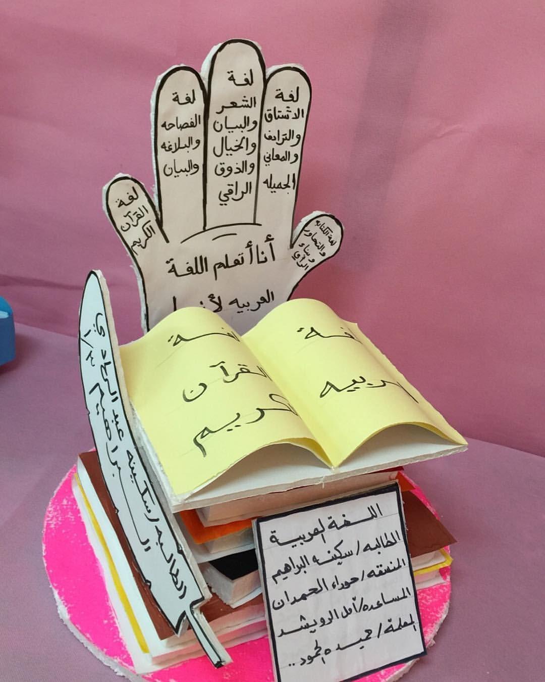 الأبتدائيه الأولى بالشعبه On Instagram شكرا حبيبتي والدة بنتنا الطالبة الجميلة سكينة البر Islamic Kids Activities Muslim Kids Activities School Decorations
