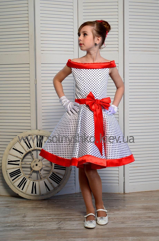 9e40059105a Нарядное платье для девочки Стиляги-008 прокат