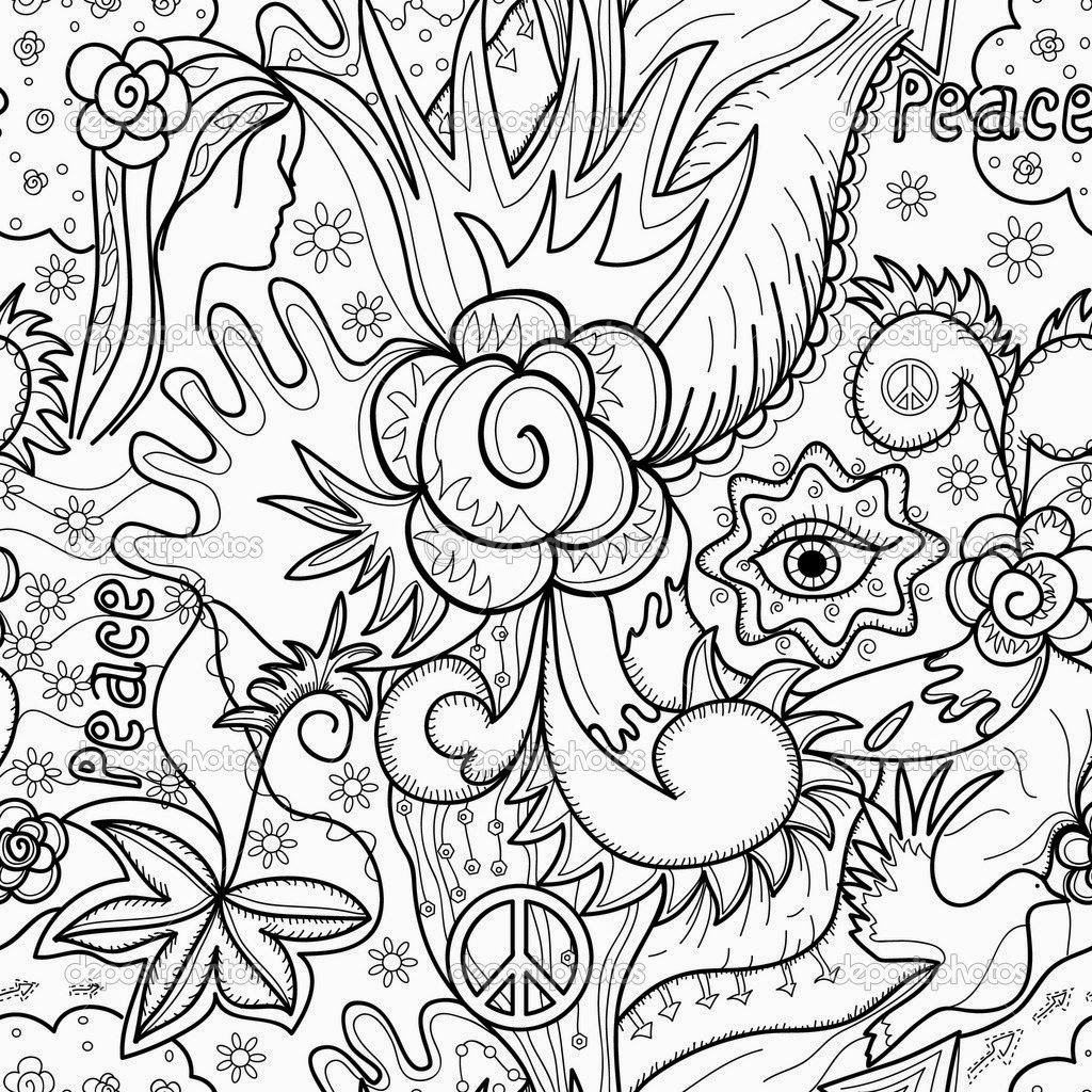 Free abstract coloring pages for adults printable - Explore Abstract Coloring Pages And More