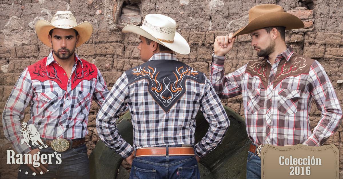 Innovamos tu estilo con la mejor línea de ropa vaquera.  Vista nuestra página www.rangers.com.mx