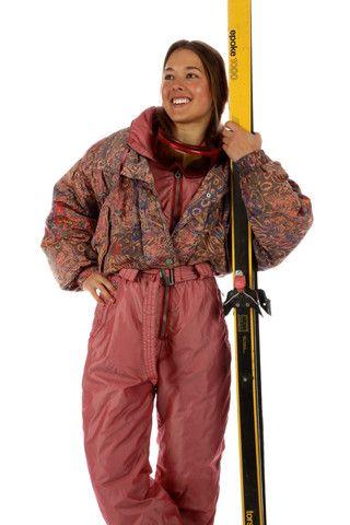 65f6e3d1 Vintage 80s Ski Onesie   Get your vintage ski gear and all manner of ...