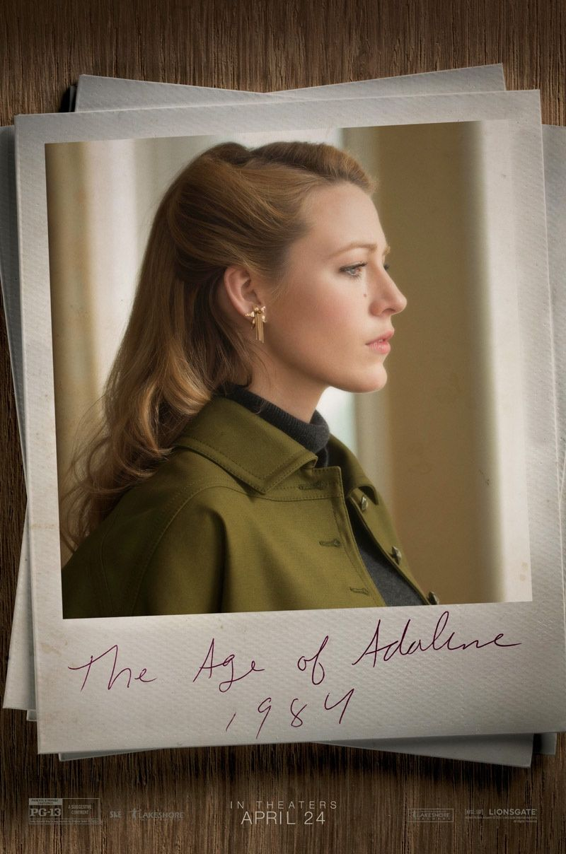 See Blake Lively S Style Through 9 Decades For The Age Of Adaline