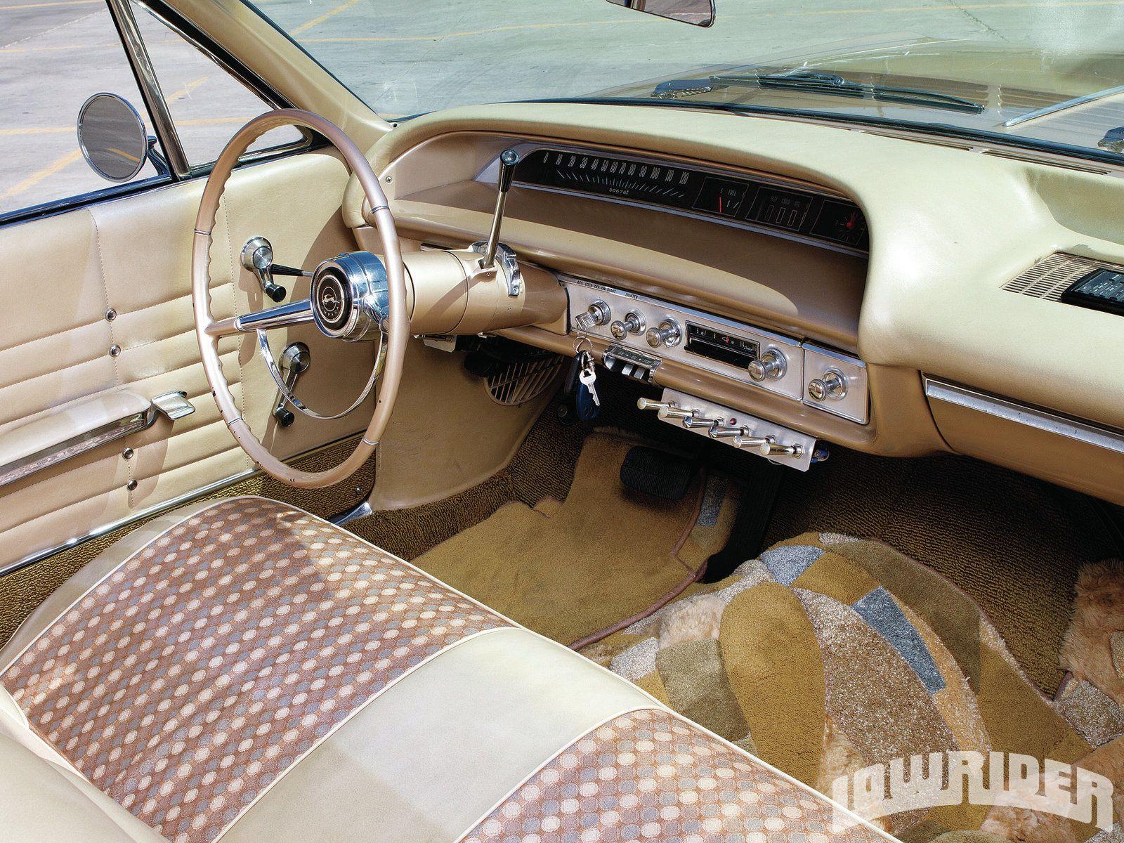 1964 Chevrolet Impala Lowrider Interior Chevrolet Impala Lowriders Impala