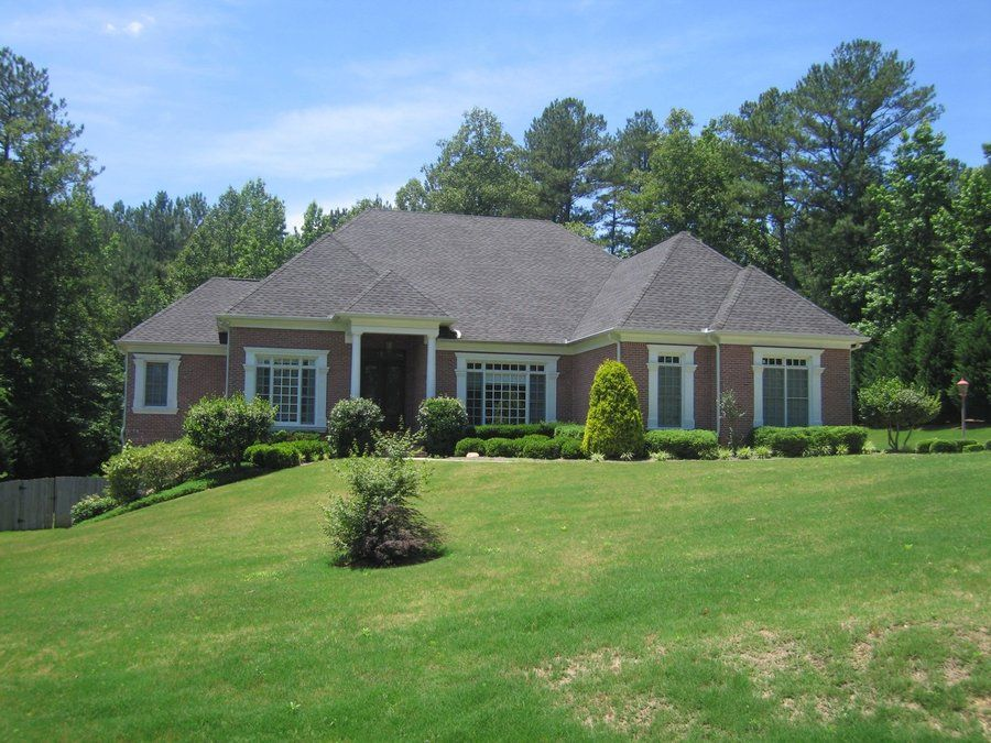 This Is A Traditional Style Ranch With 4 Sided Brick On A