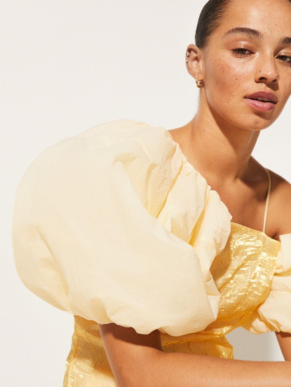 Photography: Frida Marklund. Stylist: Anna Fernandez. Model: Shaniqua Arnelle at MiLK Management London.
