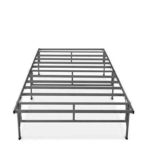 Best Sleep Master Easy To Assemble Smart Platform Metal Bed 640 x 480