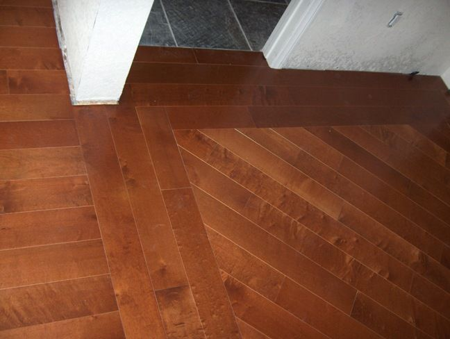can you have wood floors running different directions - Yahoo Image Search  Results - Laminate Flooring: Direction Of Laminate Flooring Hallway