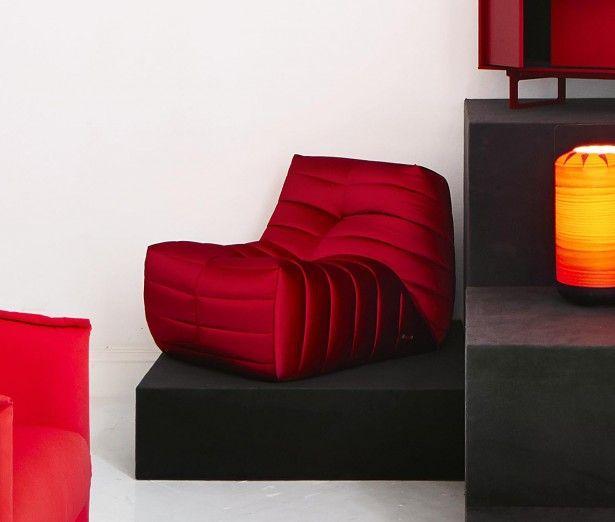 Coole Design Polstersofas von Oruga – Leicht, vielseitig und bequem ...