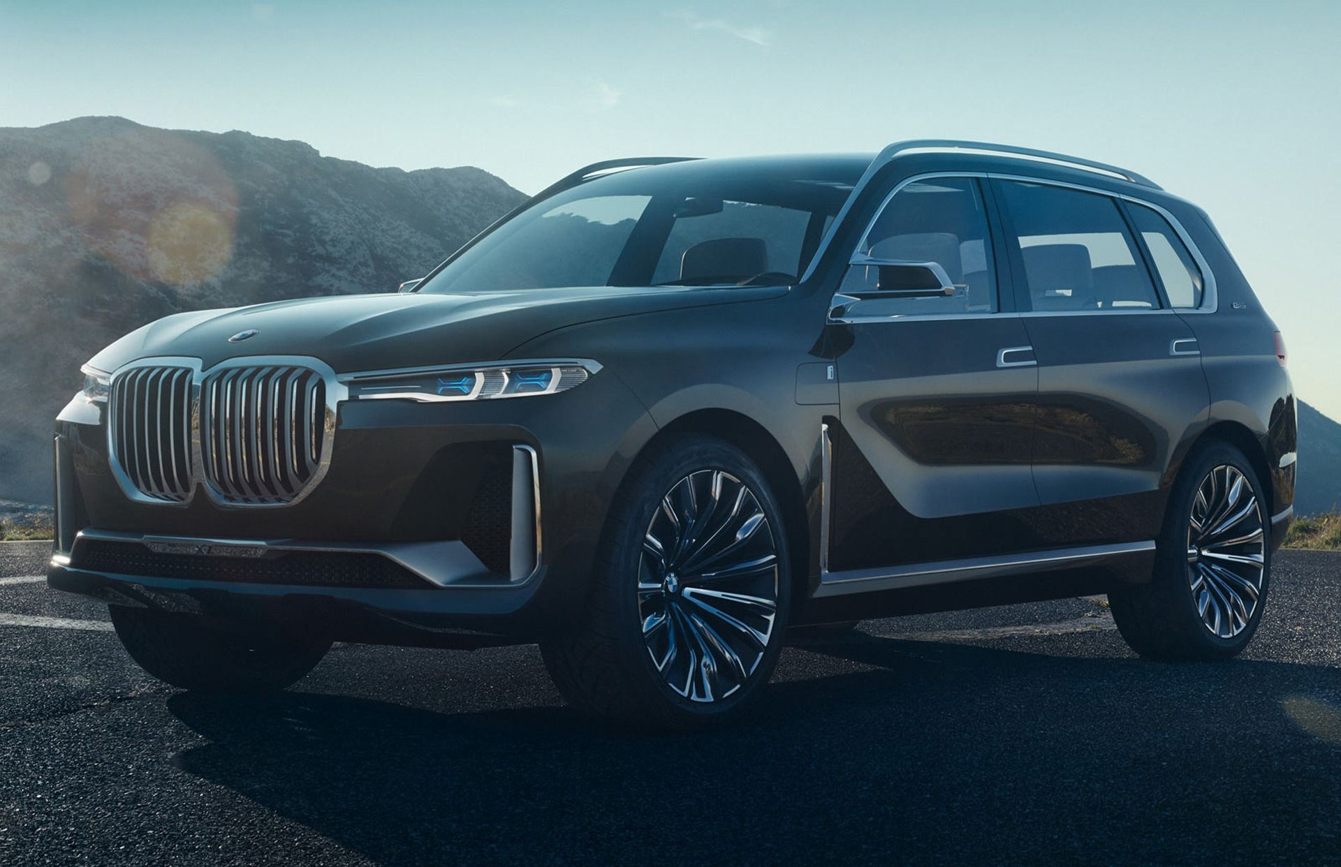 2019 BMW X7 Release date Price Interior Review Spy Shots
