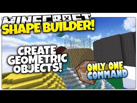 Minecraft | THE AVENGERS IN ONLY ONE COMMAND BLOCK! | How To