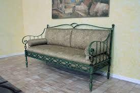 Risultati immagini per divano ferro battuto shabby | cuscini divano ...