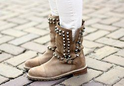 edgy boots