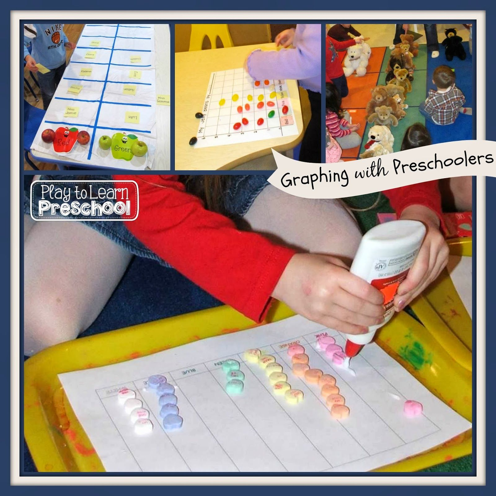 Bar Graphs For Preschoolers