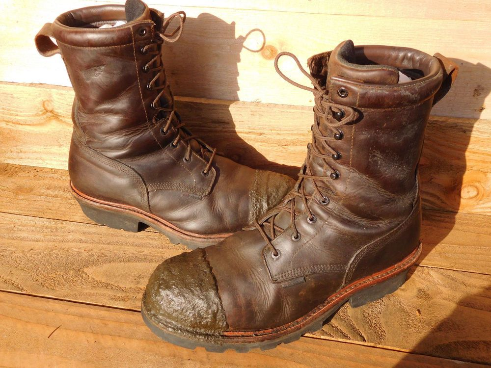 RED WING 4417 STEEL TOE THINSULATE