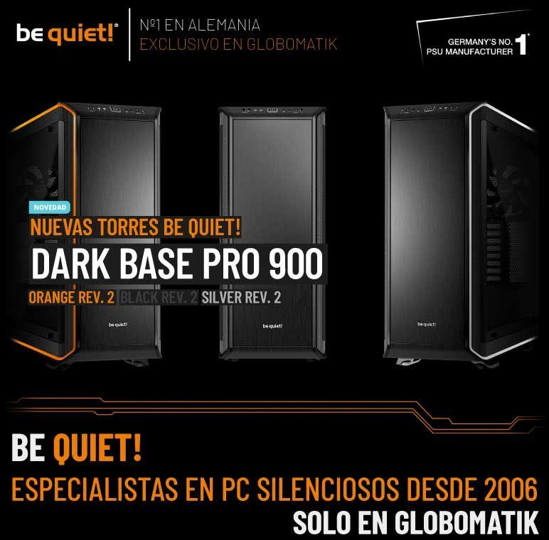 Nuevas Torres Bequiet Dark Base Pro 900 Torres Base Y Ofertas