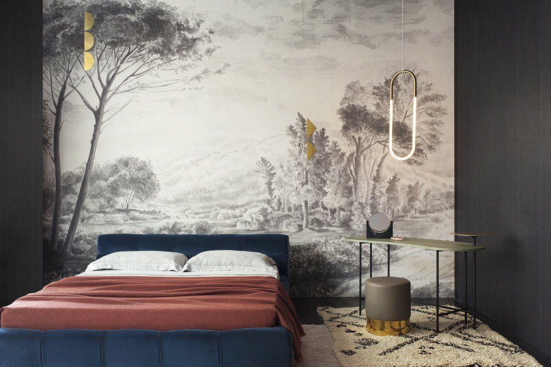 Murs trompe-lœil avec un papier peint immersif !