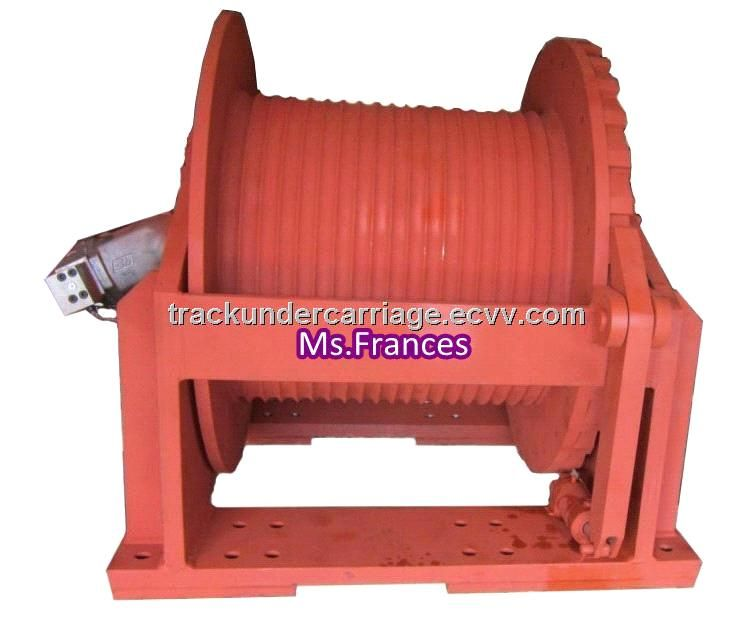 60 ton two spped hydraulic winch (KGW-60000) - China hydraulic winch