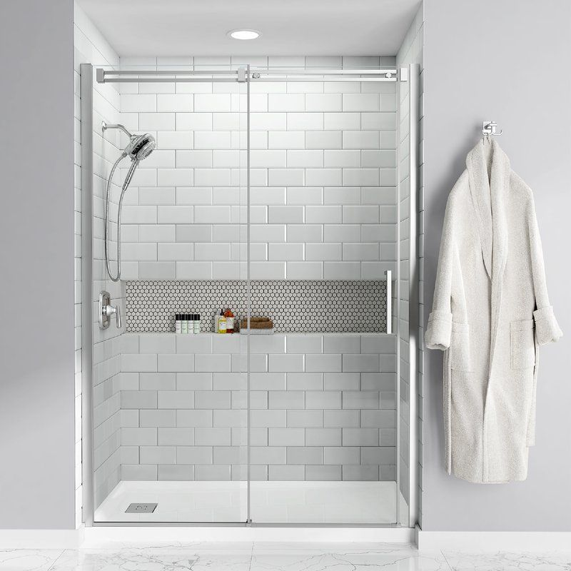 Studio 36 X 60 Single Threshold Shower Base Bathroom Renovation Trends Bathrooms Remodel Acrylic Shower Base