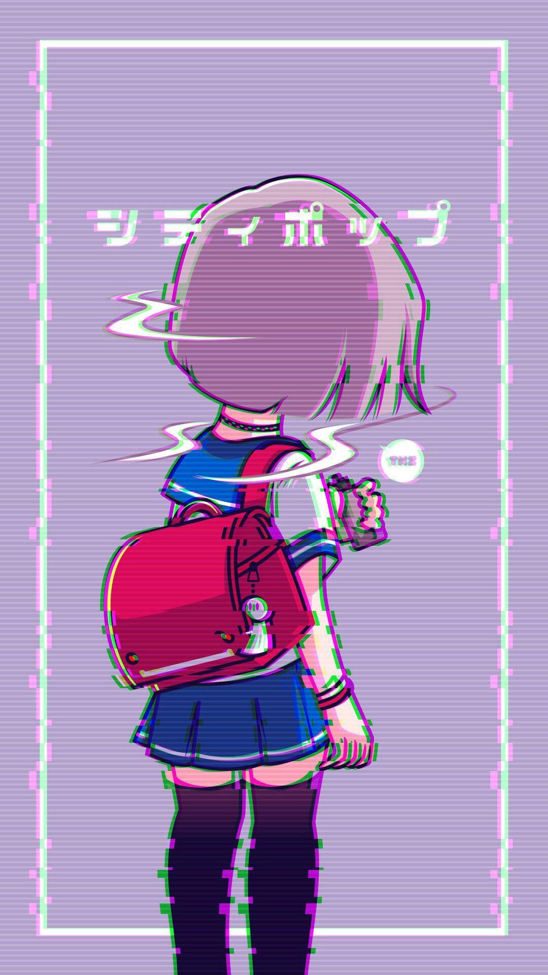 Sakura Sayuri Hehehe Aesthetic Iphone Wallpaper Iphone Wallpaper Tumblr Aesthetic Aesthetic Anime