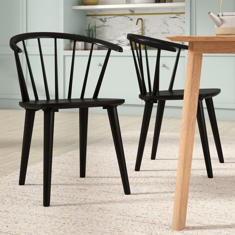 Baek Solid Wood Dining Chair Solid Wood Dining Chairs Dining Chairs Wooden Dining Chairs