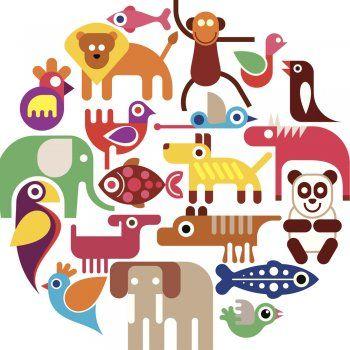 Todos Somos Diferentes Cuentos Para Niños Dibujo De Arbol Cuentos Infantiles De Animales Animales De Zoológico