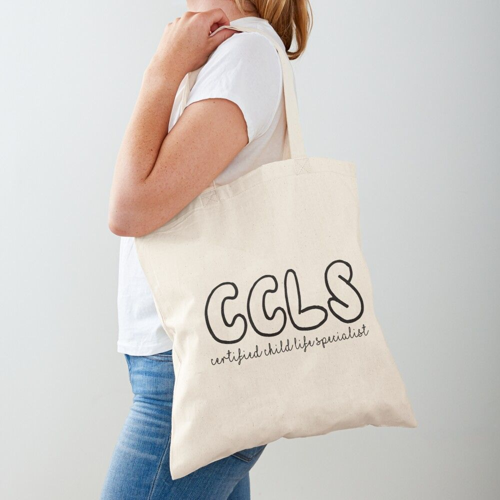 Certified Child Life Specialist Tote Bag Tote bag