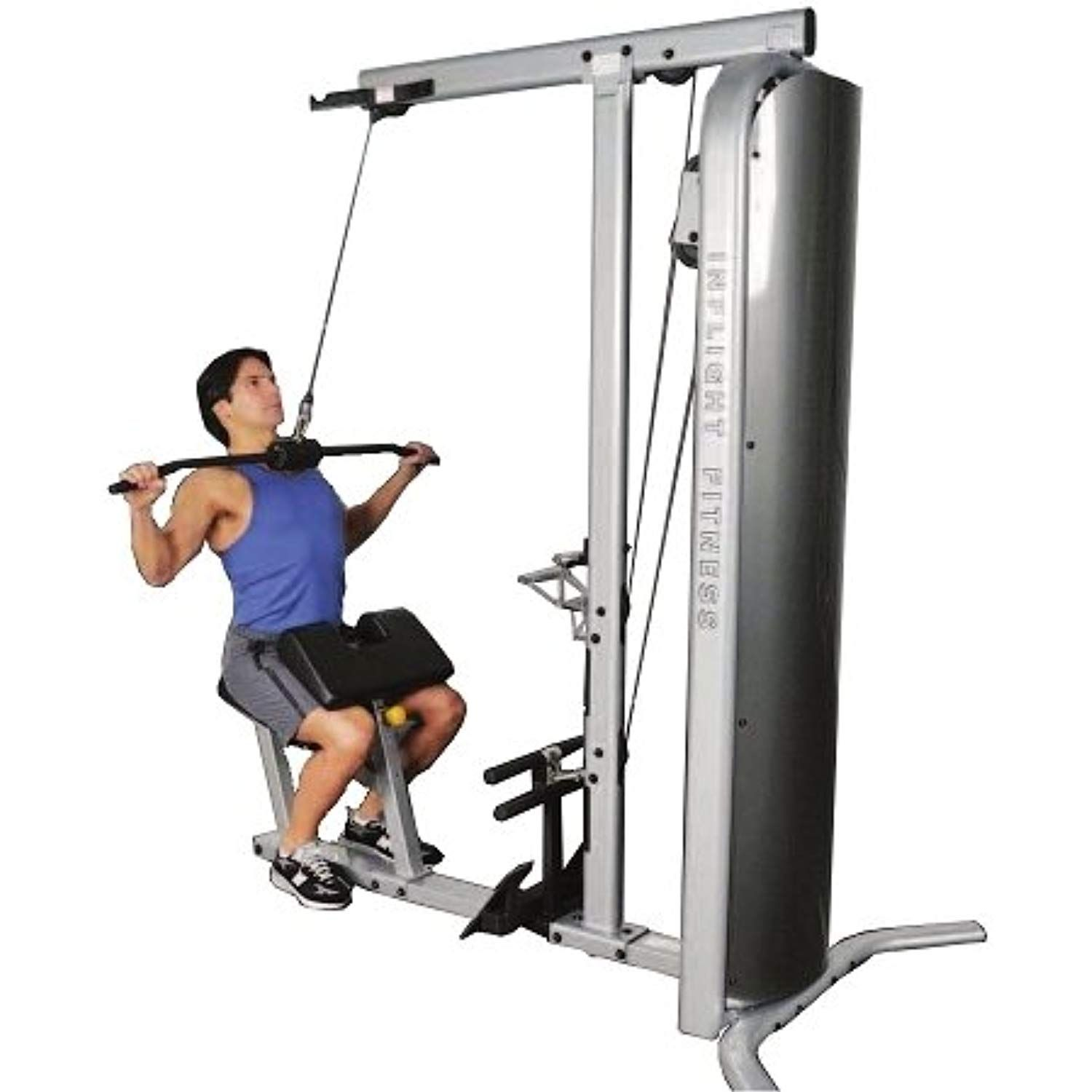 Inflight finess lat pullrow combo wshrouds check this