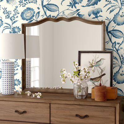 Birch Lane Heritage Calila Arched Dresser Mirror With Images