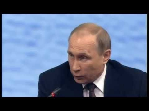 Putin: Russia doesn't want a new Cold War on cjn news