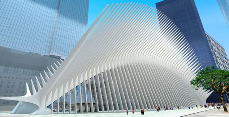 Why Cities Need To Stop Commissioning Calatrava S Fish Skeletons