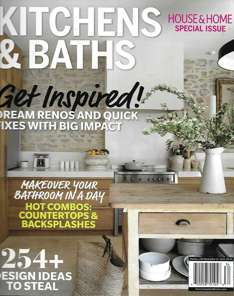 Kitchens And Baths Magazine Home Renovations Bathroom Makeover Countertops 2013 With Images Bathroom Makeover Bath Magazine Home Renovation