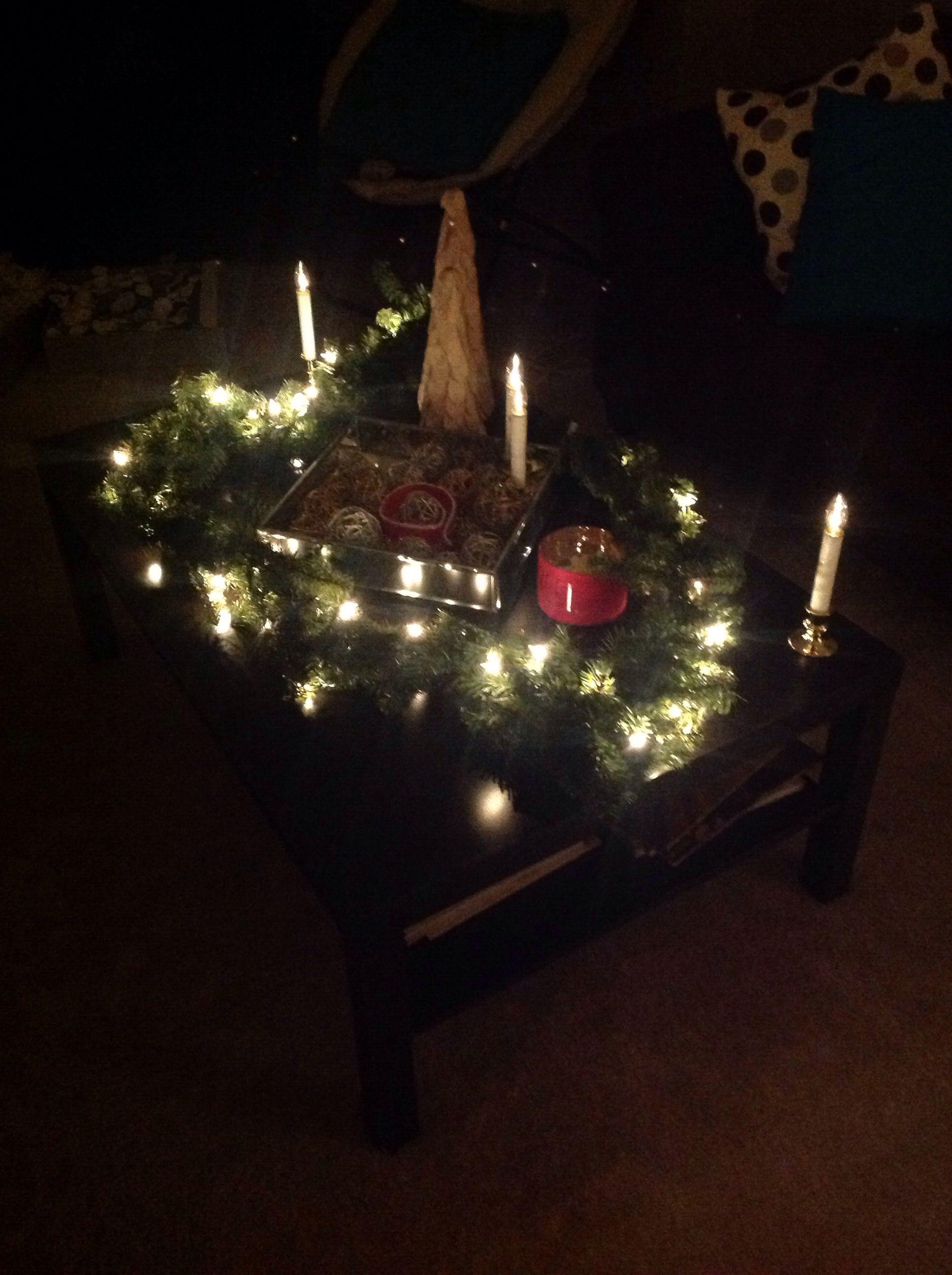 Fun new decorations !!