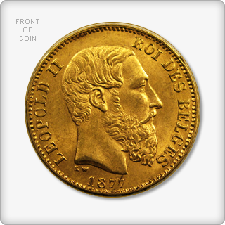 Cgg Belgian 20 Franc Gold And Silver Coins Coins Gold Coins