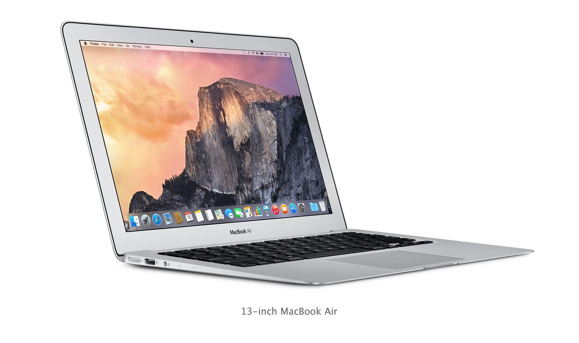 Macbook Air Apple Macbook Air Apple Macbook Macbook Air 13 Inch
