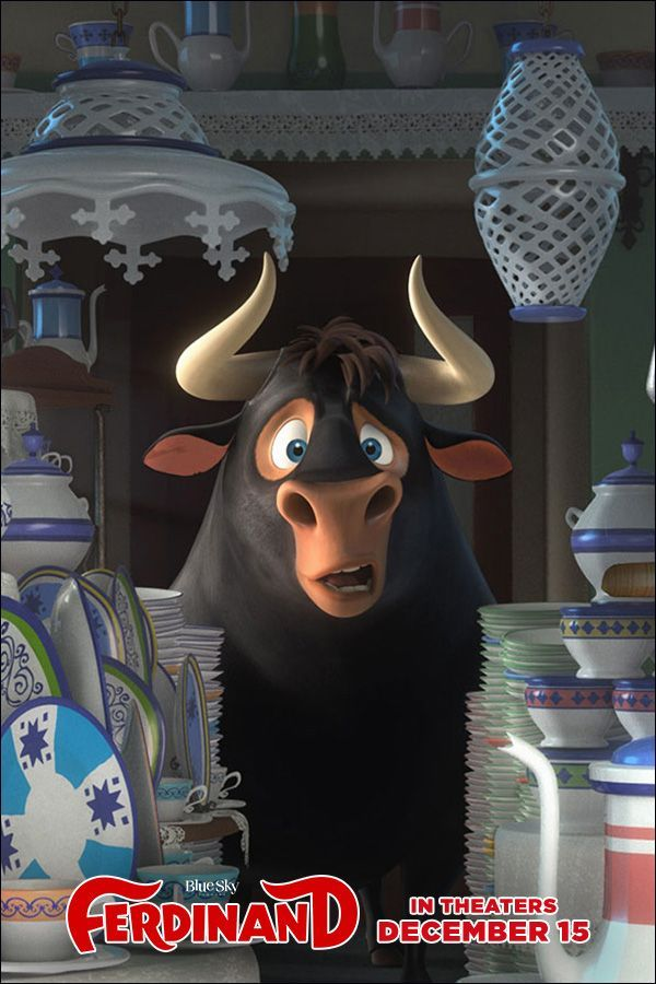 Don't judge a bull by his cover. Experience Ferdinand with