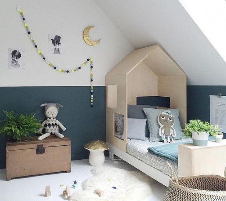 Muurverf - Slaapkamer jongen   Pinterest - Kinderkamer, Jongen en ...