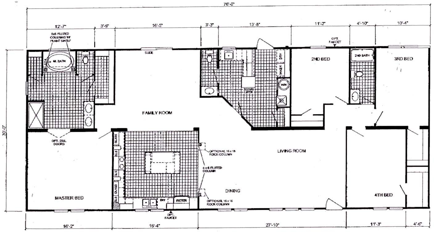 This Is A Really Simple Floor Plan That I LOVE
