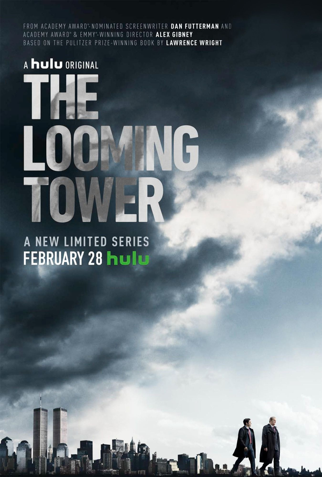 Mega sized movie poster image for the looming tower 1 of 2 mega sized movie poster image for the looming tower 1 of 2 fandeluxe Images