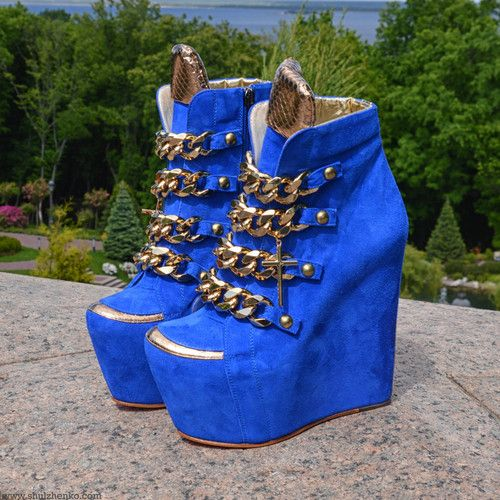 Y.S. Sneakers #ys #yaroseshulzhenko #design #handmade #highheels #sheakers #shoes