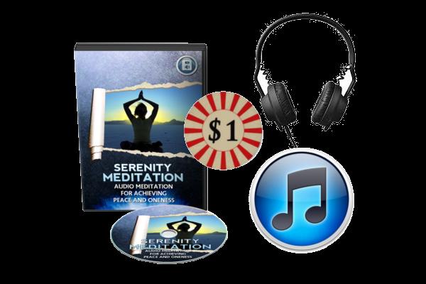 RESTFUL HYPNOSIS Serenity Meditation Tracks 1 dollar