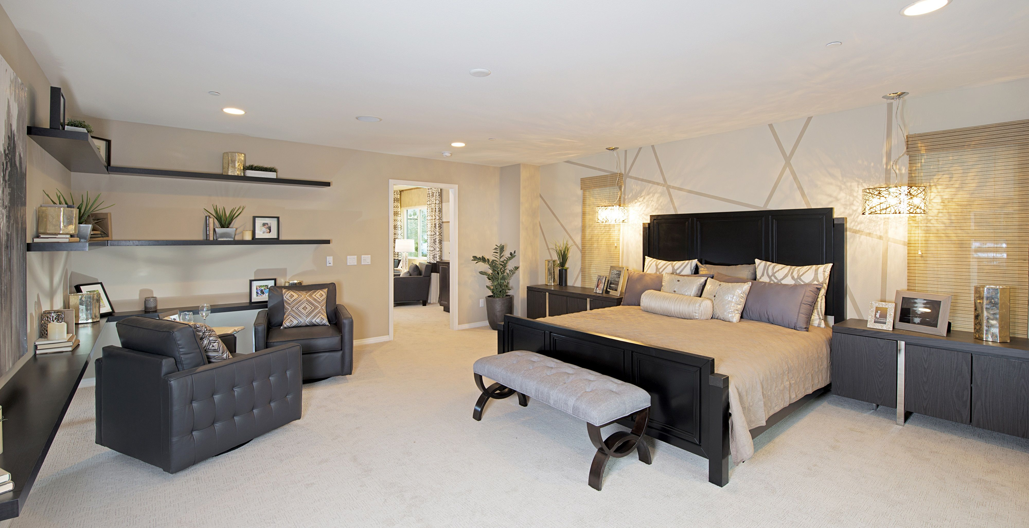 magnolia heights model home upland ca