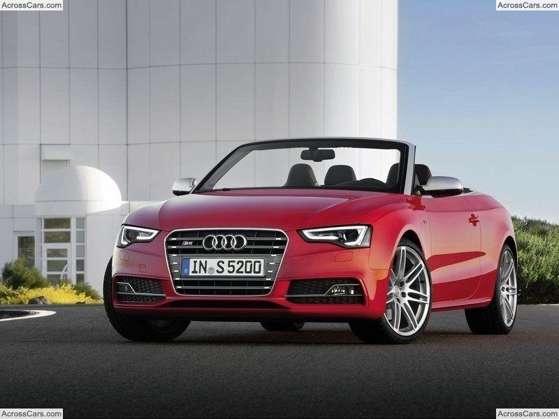 Audi S5 Cabriolet 2012 Audi S5 Sports Cars For Sale Audi