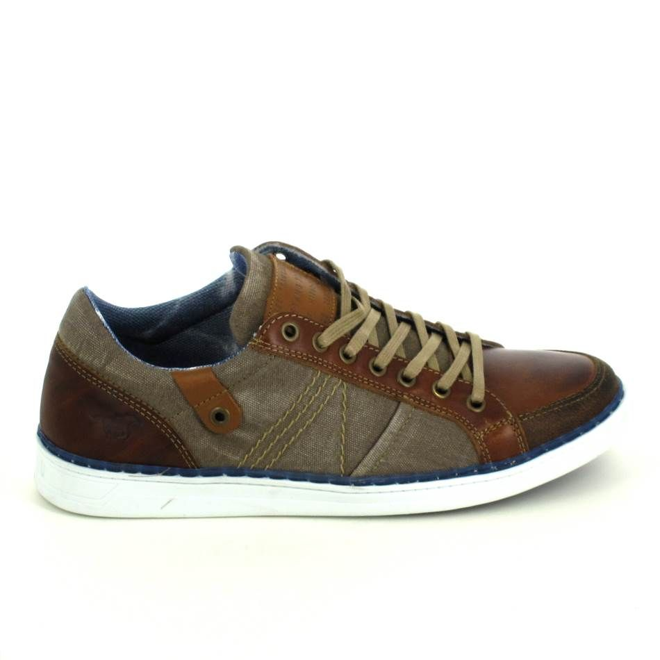 Mustang Chaussures Sneakers 4893304 Marron Mustang soldes