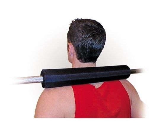 Barbell squat shoulder pad marcy mt home gym