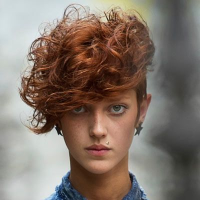 4 Hipster Short Hairstyles For Curly Hair 2014 Hipster Haircut Hipster Hairstyles Curly Hair Styles