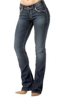 Silver Jeans Suki 17