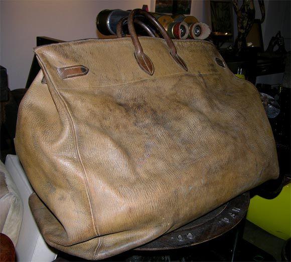 Giant Hermes Birkin Travel Bag 260890e6aa96e